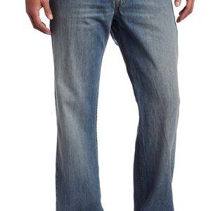 Levi's 569 Straight Fit Denim Jeans. Perfect!